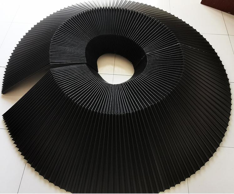 辽宁激光切割机风琴防护罩厂家