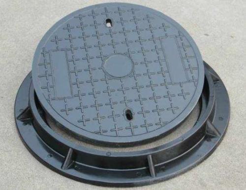 兰州井盖-水泥井盖认准新区华新建材厂-厂家批发-质量保证