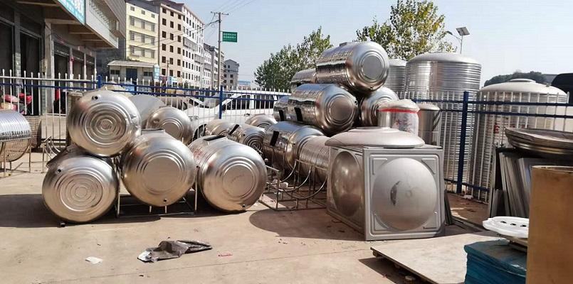 南岳不銹鋼儲罐生產廠家