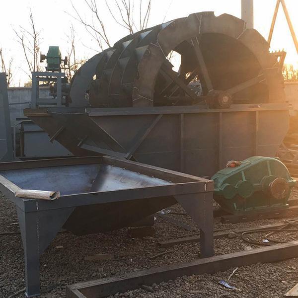 河南輥式制砂機生產商