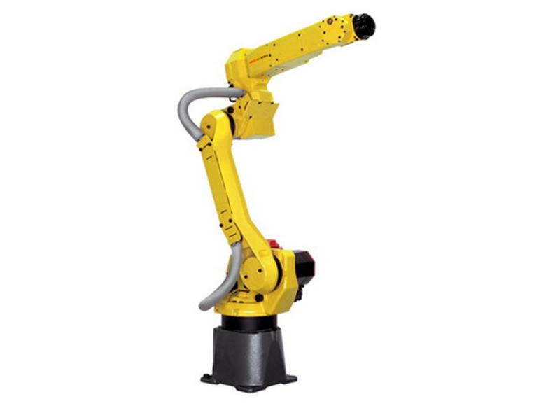 发那科机器人 物料搬运、弧焊、涂胶密封机械臂