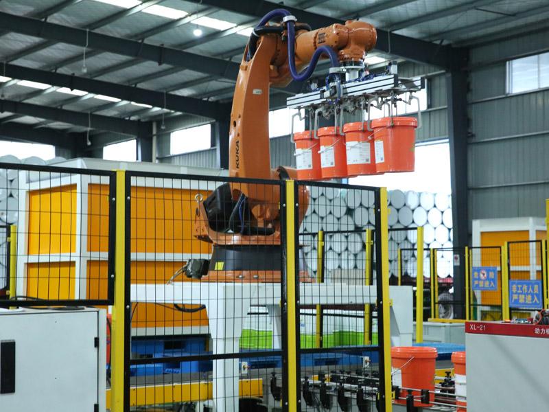 库卡机器人 点焊、物料搬运、码垛、激光焊接、切割等适用