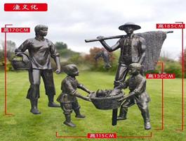东营大型人物雕塑哪家好