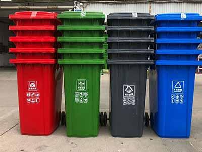 甘肅垃圾桶生產廠家