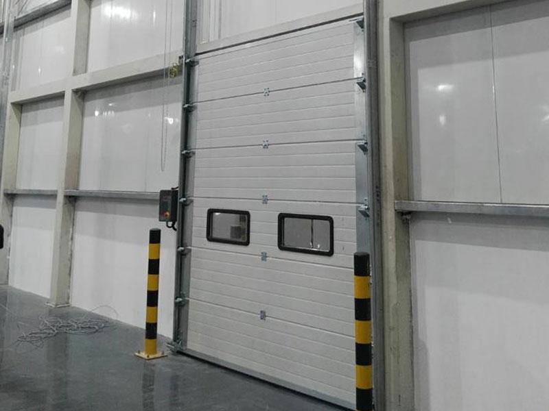 定西自動式工業提升門尺寸