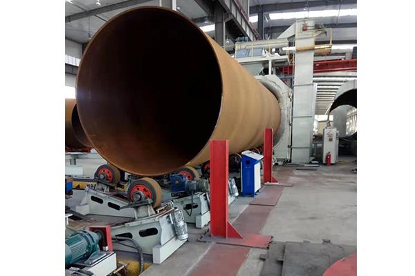 安徽鋼管外壁除銹廠家