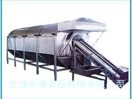 湖南自动出料蔬菜漂烫锅生产厂家