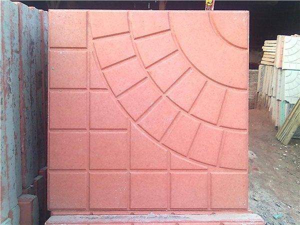 兰州水泥彩砖-现货供应-便道砖质优价廉-兰州新区华新建材厂