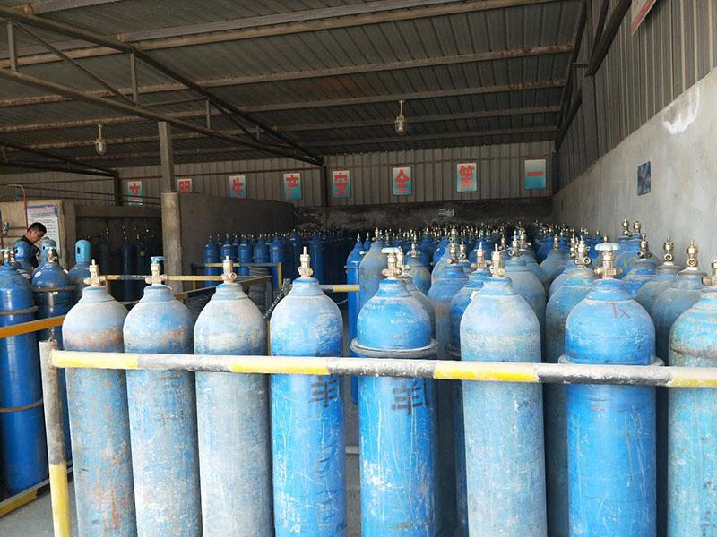 兰州氧气-甘肃工业气体配送中心