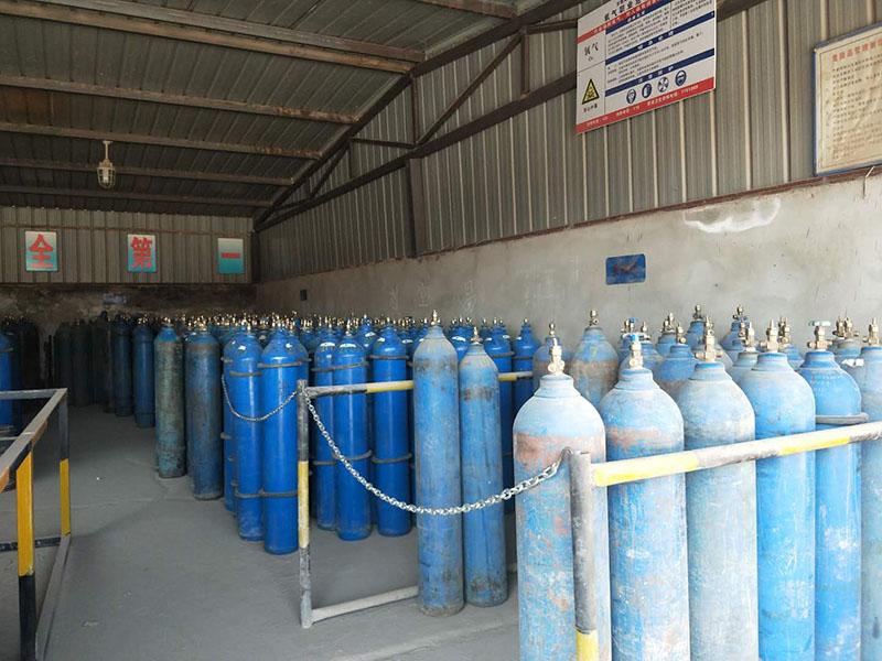 兰州高纯氧气配送公司