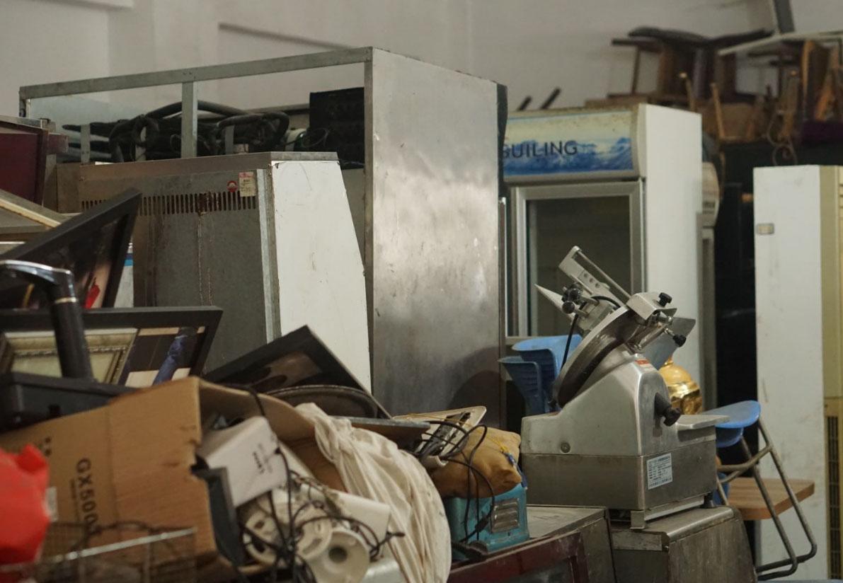 常宁空调回收店在哪里