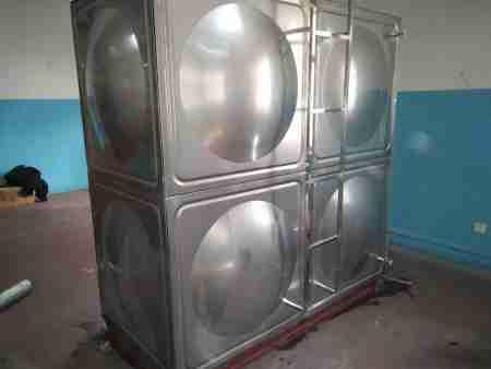 昌乐组合式不锈钢水箱生产厂家