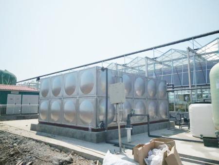 威海空气能不锈钢水箱批发商