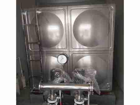 棗莊組合式不銹鋼水箱生產廠家