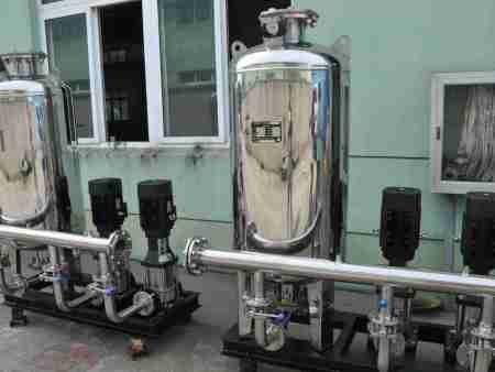 滨州罐式无负压供水设备订做