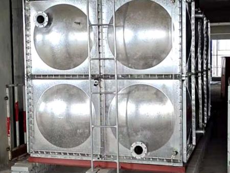 淄博恒溫鍍鋅板水箱多少錢