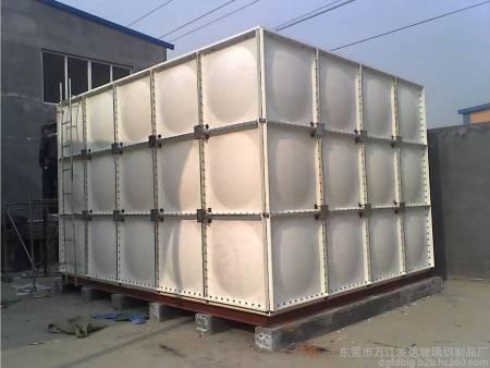 济宁组合式玻璃钢水箱供应商