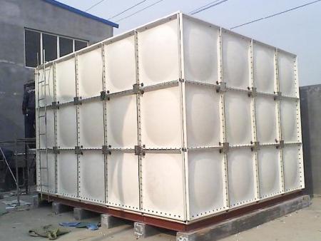 济宁组合式玻璃钢水箱供应