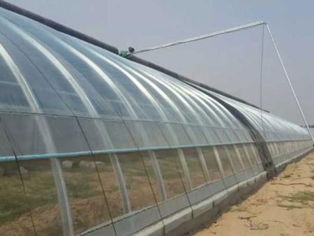 广东薄膜温室大棚承建