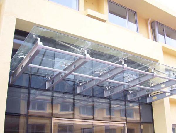 大型幕墙玻璃更换安装建筑玻璃工程