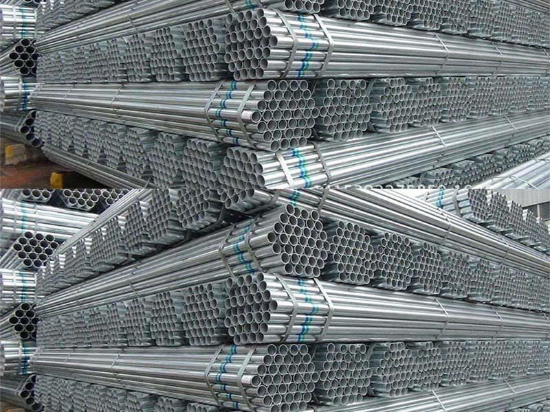 河南镀锌钢管厂家