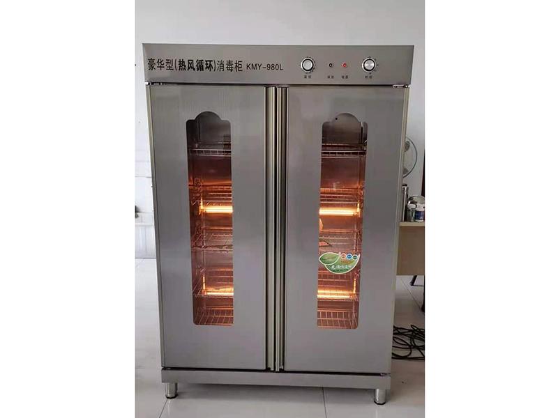 四川衣物消毒柜生产厂家-要选好消毒柜,怎能少了永信腾达厨房设备
