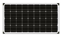 19.8V105W单晶太阳能板