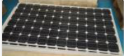 19.8V180W单晶太阳能板