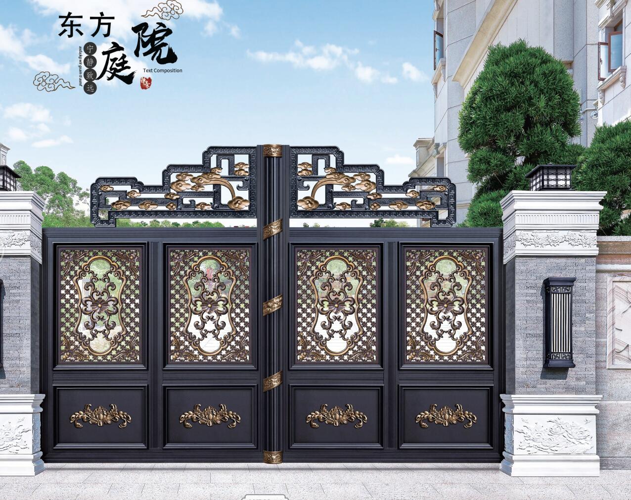 广州大门哪里有
