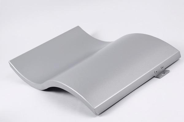 外墙双曲铝单板