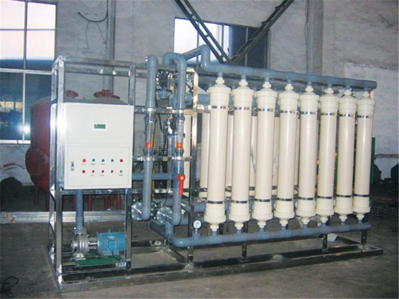 江苏纤维超滤设备供货商