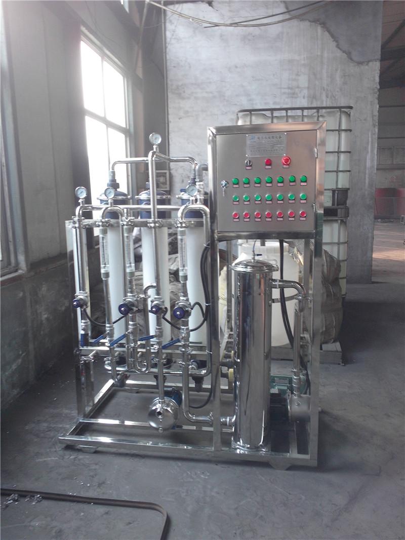 湖北净化水超滤设备供货商