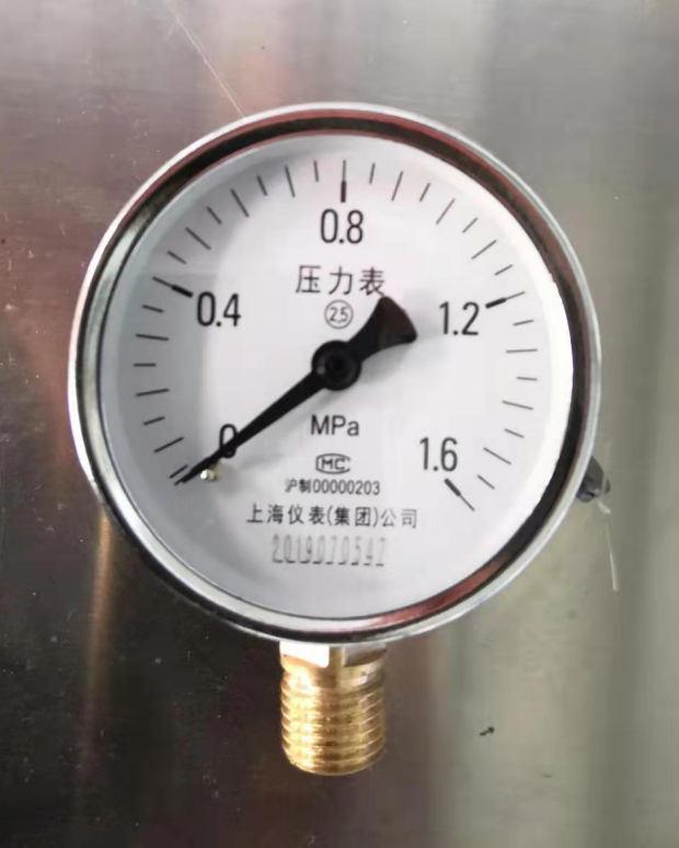 广东压力表佛山压力表/中山压力表/珠海压力表
