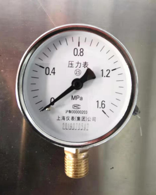 广东压力表梅州压力表/汕头压力表/潮州压力表