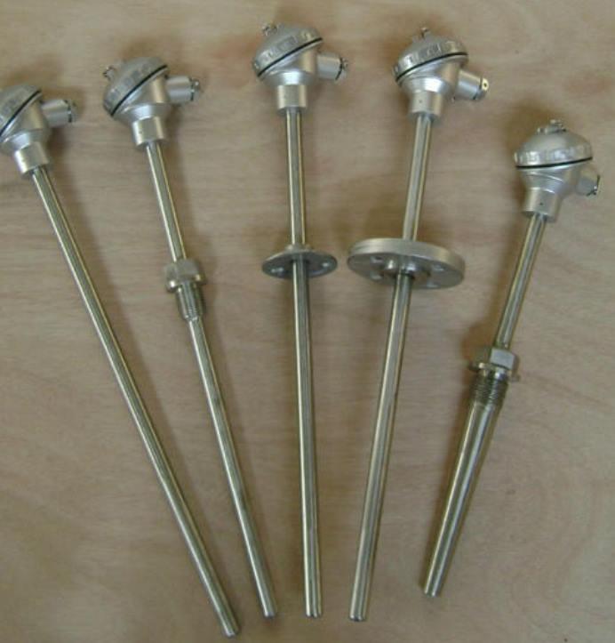 提供各类PT100、PT1000铂热电阻-多年铂热电阻供应商