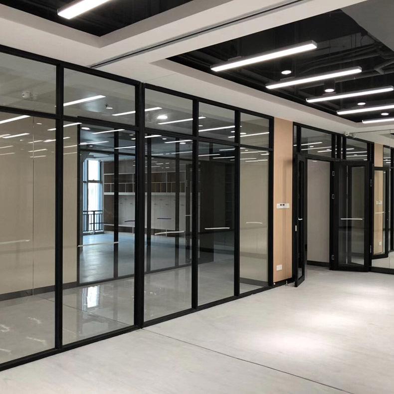 安康办公室玻璃隔断-兰州办公室玻璃隔断墙厂家