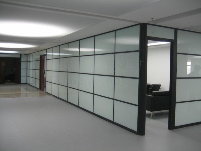 榆林高隔间双玻璃隔断-西安高隔间双玻璃隔断生产厂家