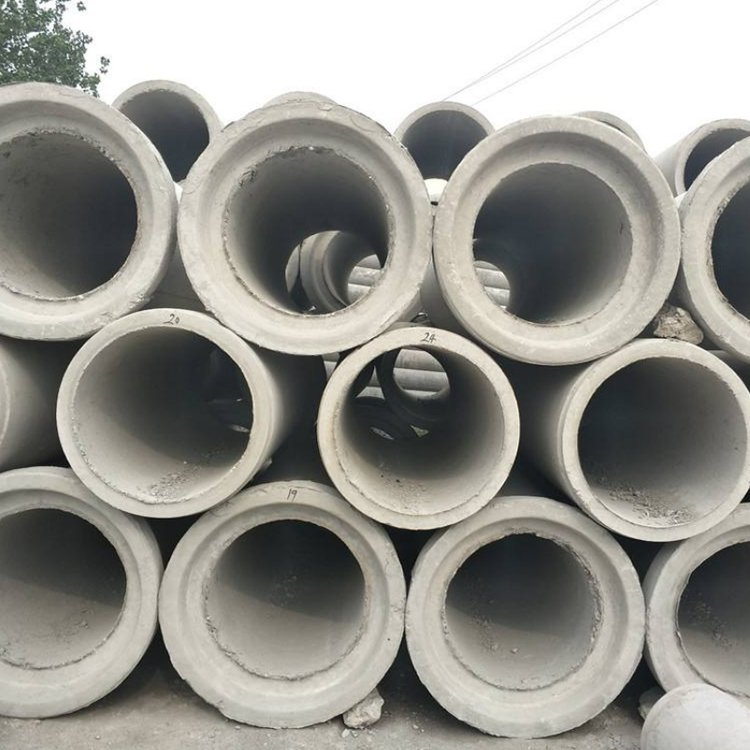 东营平口钢筋混凝土水泥管生产厂家