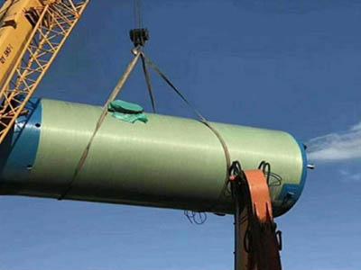 一體化預制泵站全自動化玻璃鋼雨水處理泵站 一體化污水提升泵站