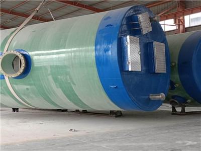 一體化泵站 園林取水預制泵站 市政污水處理 地埋式水泵農田灌