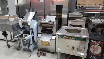 雁峰包子店旧设备回收价格表