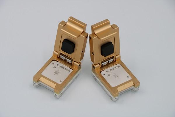 广西汽车液位检测设备芯片老化测试座规格