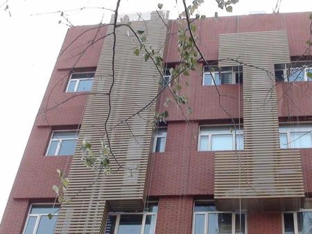 北京室外铝合金格栅价格