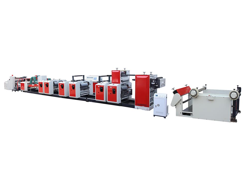 復合肥料袋制袋機-海多堡機械科技提供質量好的機組式不換輥柔版印刷機