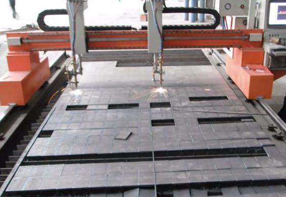 板材下料各種切割方式及所用設備
