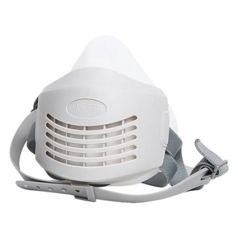 防尘口罩防工业粉尘口鼻罩防尘面具面罩男女装修煤矿打磨透气囗罩