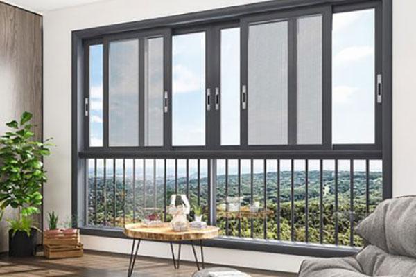 门窗铝合金窗户断桥铝门窗定制