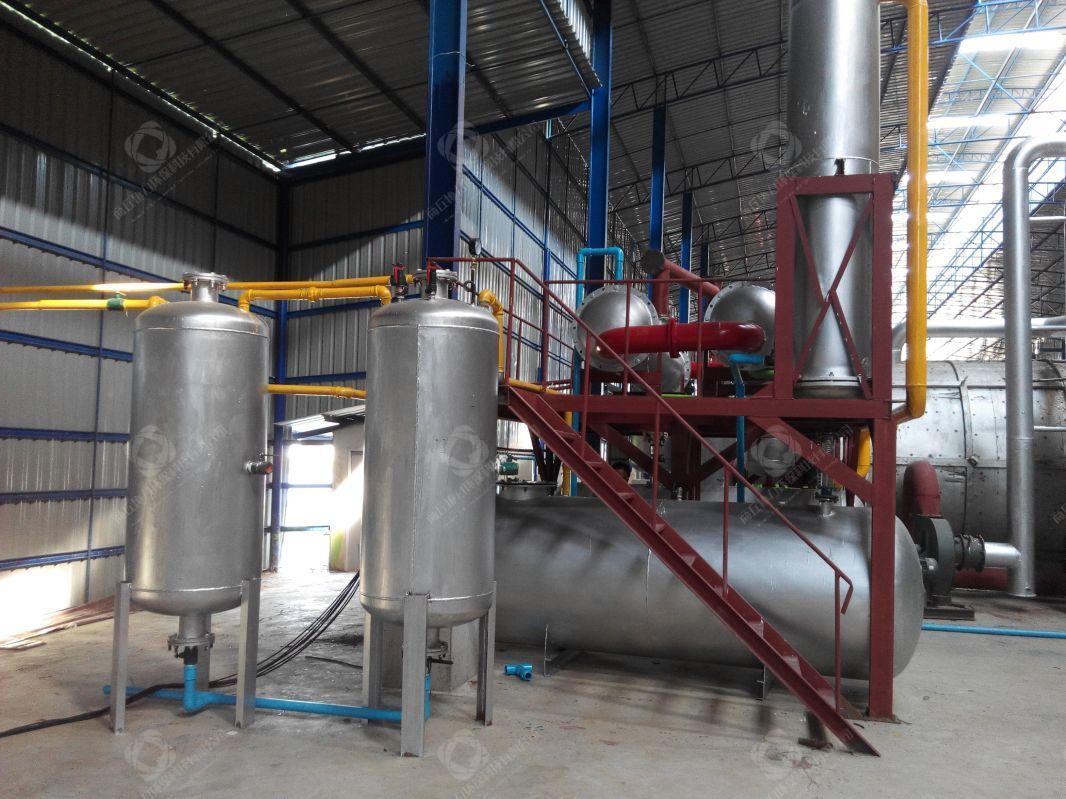 废机油提炼柴油 废机油处理设备 废机油回收处理设备精炼油设备