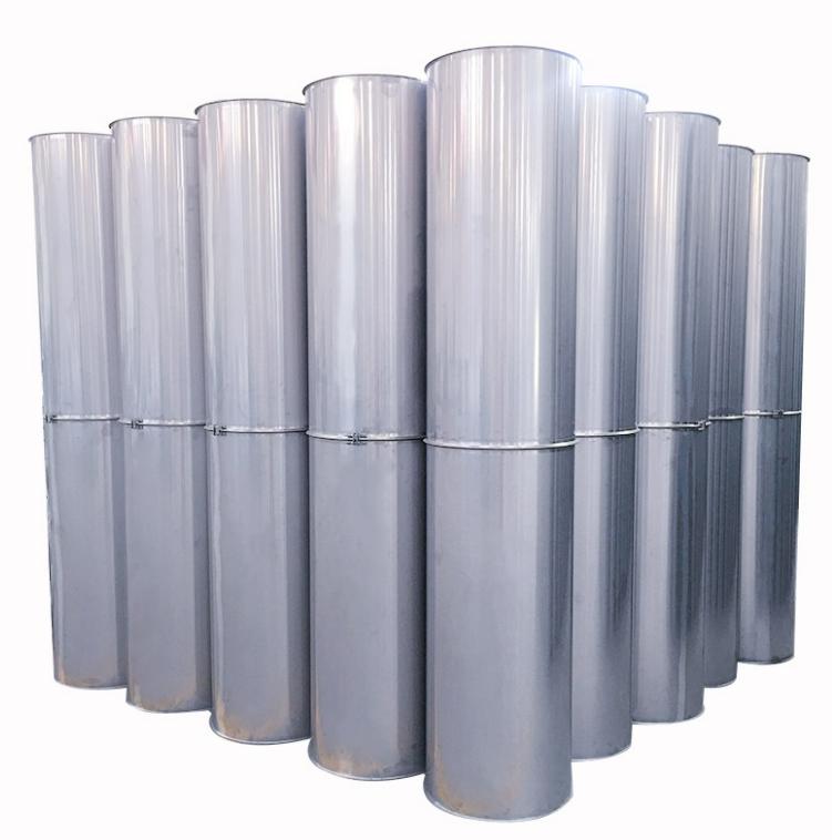不锈钢烟囱_不锈钢烟囱厂家-旺洁不锈钢制品