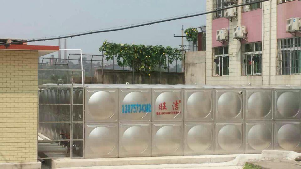 不锈钢保温水箱/不锈钢消防水箱/旺洁不锈钢制品